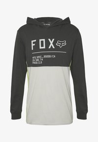 Fox Racing - NON STOP HOODED - Langarmshirt - black vintage - 3