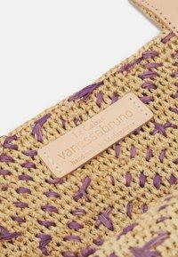 Vanessa Bruno - CABAS EXLUSIVE - Shopping bag - parme - 3