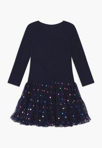 happy girls - Žerzejové šaty - navy - 1