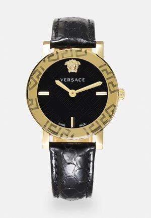 GRECA - Zegarek - black
