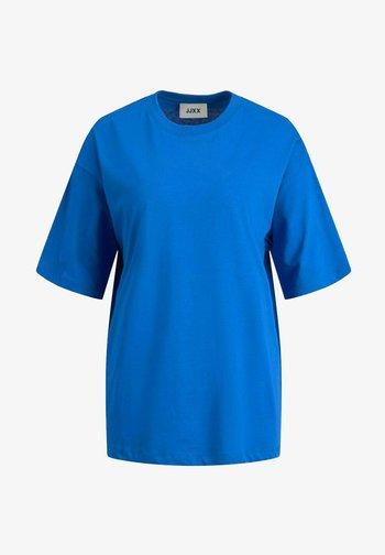 Basic T-shirt - blue iolite