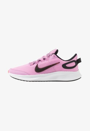 RUNALLDAY 2 - Neutral running shoes - beyond pink/black/flash crimson
