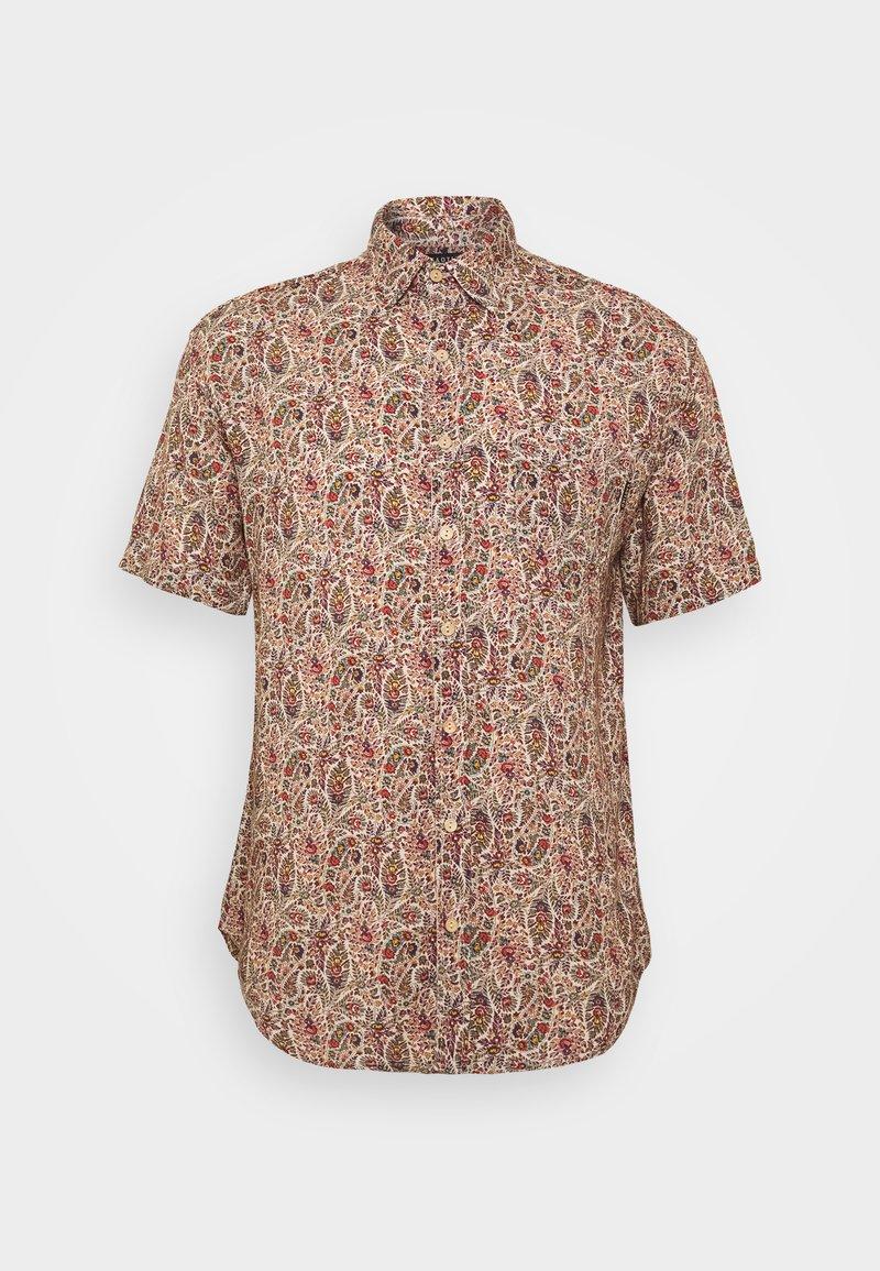 Kaotiko - UNISEX CAMISA BOHO PASLEY - Shirt - multi