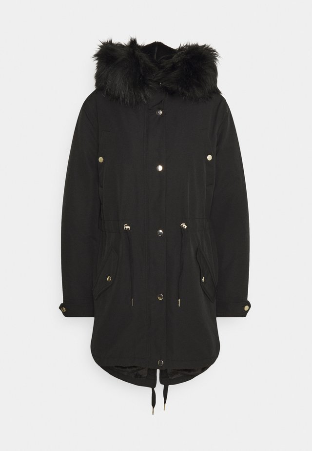 LUXE - Parka - black