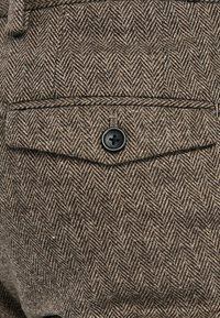 Next - Suit trousers - brown - 2