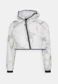 EA7 Emporio Armani - 2-IN-1 - Summer jacket - off-white - 1
