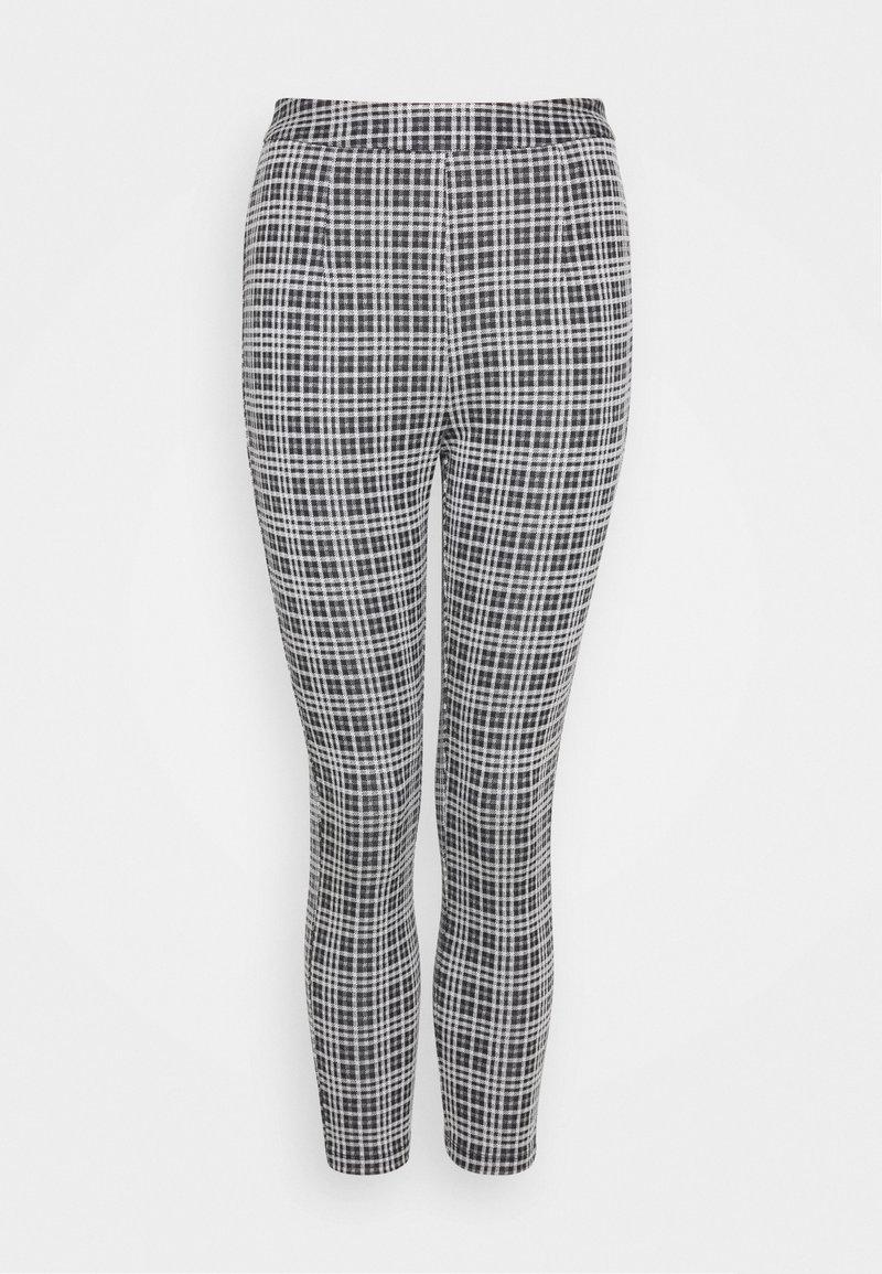 Even&Odd Tall - Leggings - Trousers - black  white