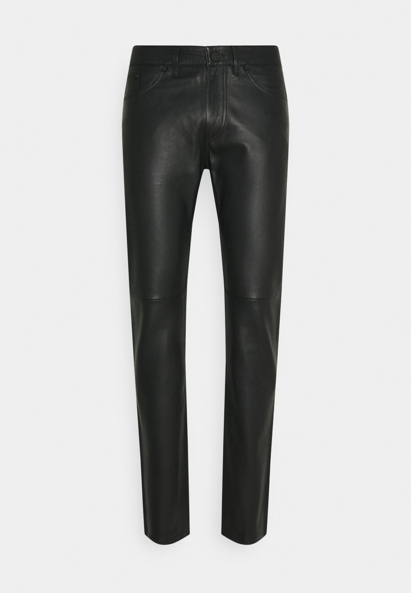 KARL LAGERFELD - PANTS - Trousers - black