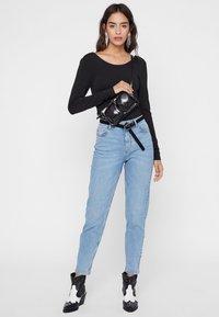 Pieces - Jeans slim fit - light blue denim - 1
