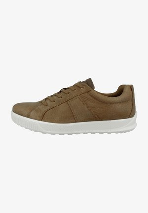 BYWAY - Sneakers basse - camel