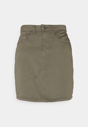JDYLARA LIFE SHORT SKIRT  - Mini skirt - kalamata