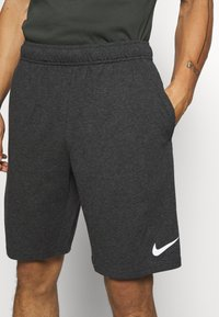 Nike Performance - DRY FIT - Sports shorts - black heather - 4