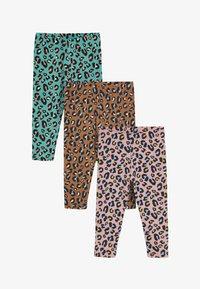 Next - 3 PACK - Legging - multi-coloured - 0
