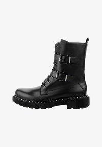 PRIMA MODA - TRECENTA - Cowboy/biker ankle boot - black - 0