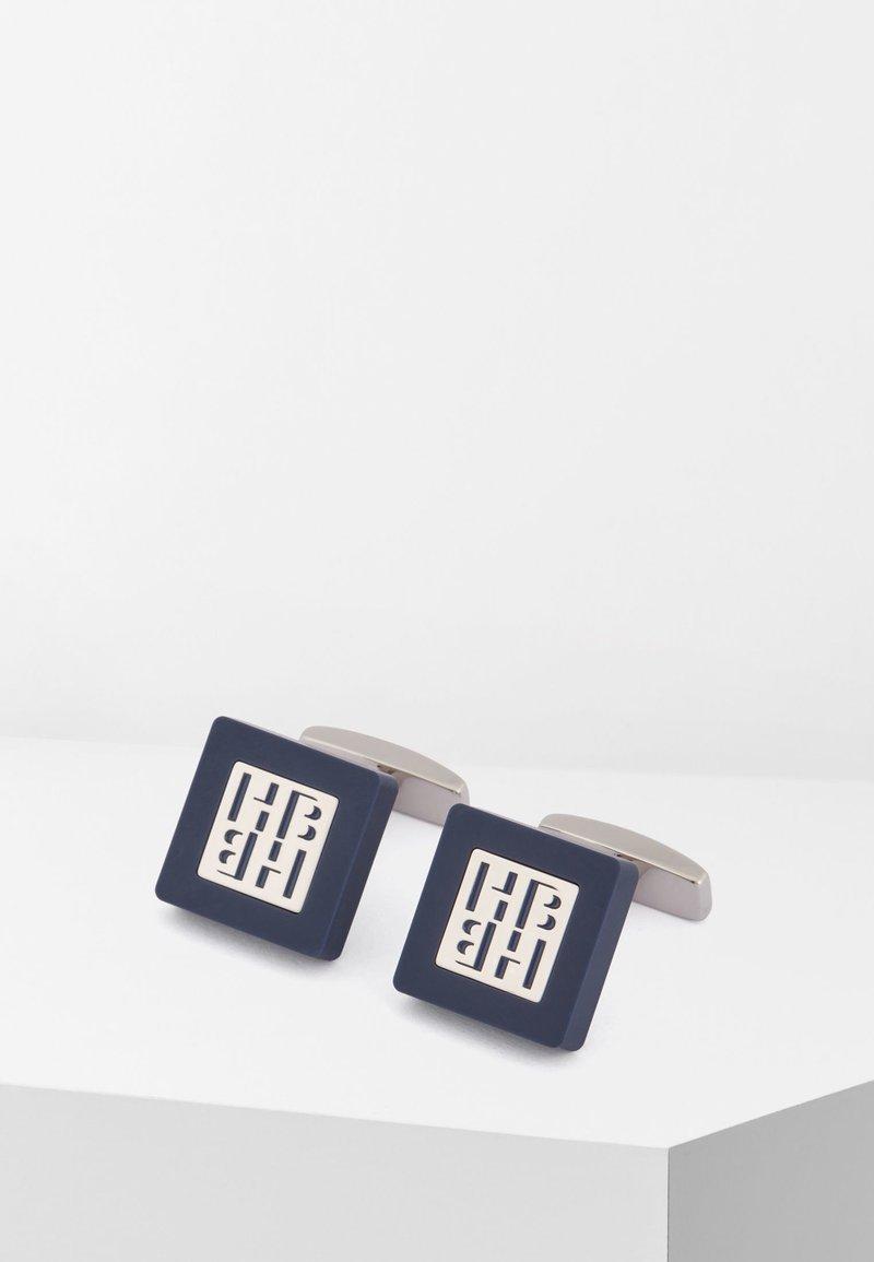 BOSS - HB - Cufflinks - dark blue