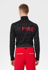 Bogner Fire + Ice - PASCAL - T-shirt à manches longues - black - 2