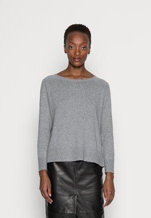 CORE RAGLAN  - Jumper - medium grey