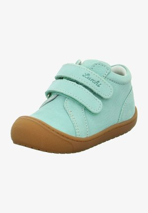 IRU - Touch-strap shoes - türkis