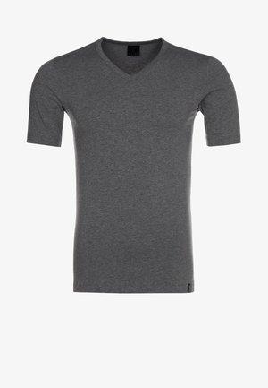95/5 - Unterhemd/-shirt - grau meliert
