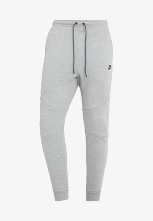TECH - Tracksuit bottoms - grey