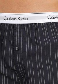 Calvin Klein Underwear - MODERN BOXER SLIM 2 PACK - Boxer shorts - black - 5