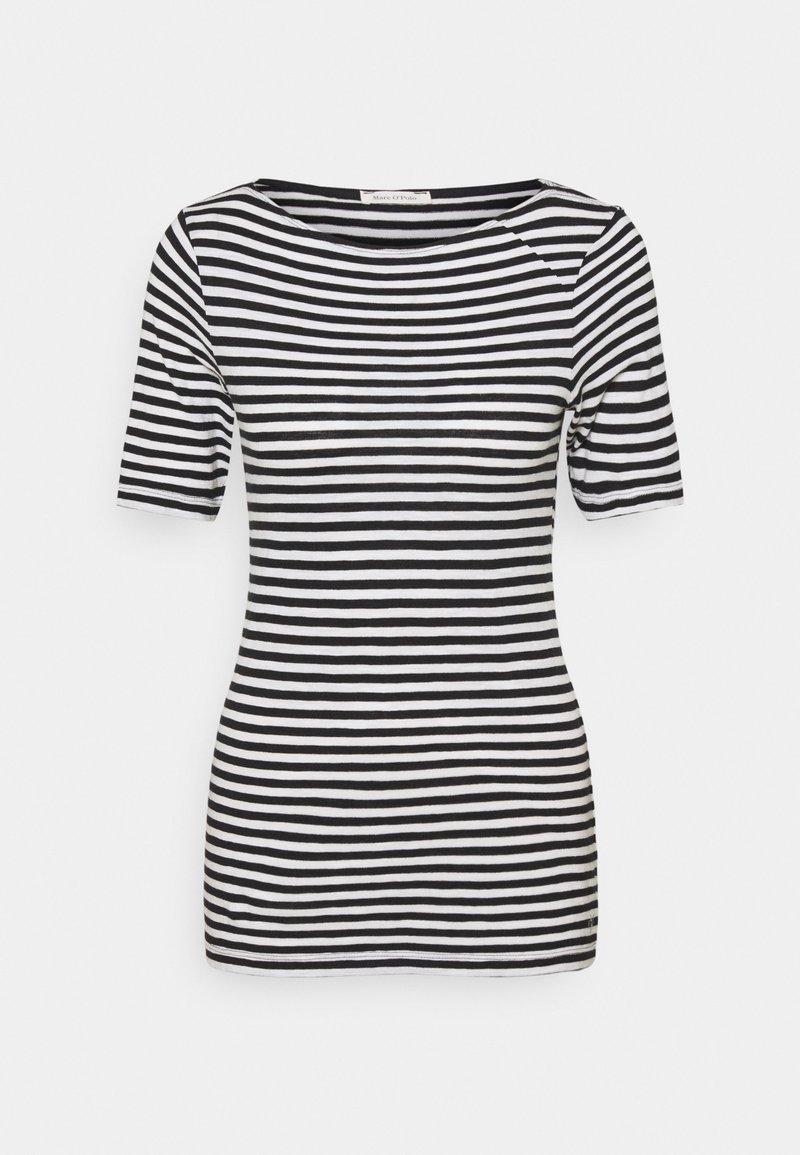 Marc O'Polo - Print T-shirt - dark blue