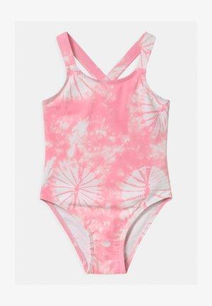 MAIA - Badeanzug - cali pink