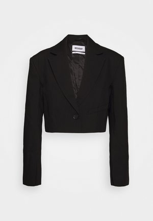 DOMINIQUE SHORT - Blazer - black