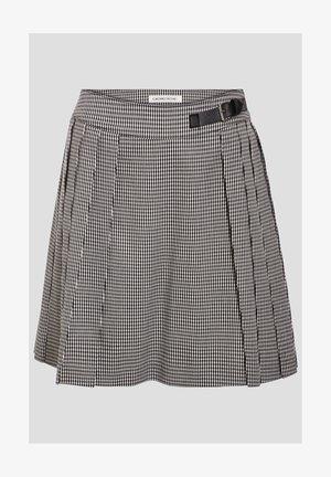 Pleated skirt - blanc