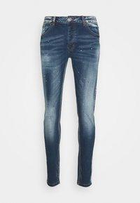 VIRGIL SUPER SLIM FIT - Jeans Skinny Fit - blue