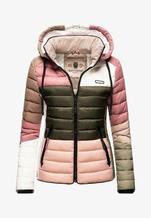 TRANSITIONAL LULANA MULTICULTI - Winter jacket - multicolor naturals