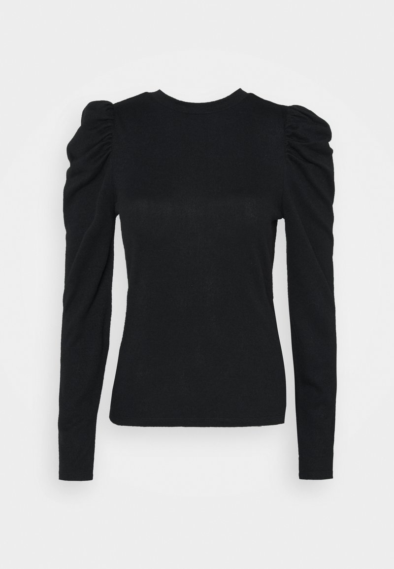 JDY - JDYTONSY PUFF SLEEVE  - Jumper - black