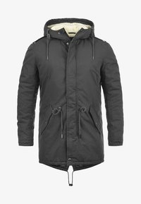Solid - DARNELL - Winter coat - dark grey - 2