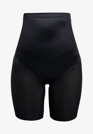 FIT LIFT HIGH WAIST LONG LEG - Shapewear - black