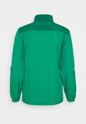TEAMGOAL SIDELINE JACKET - Kurtka sportowa - pepper green/power green