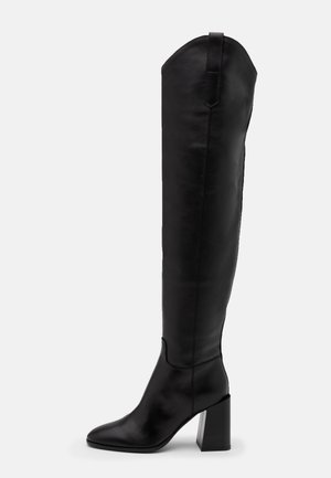 ESTER BOOT  - High heeled boots - nero