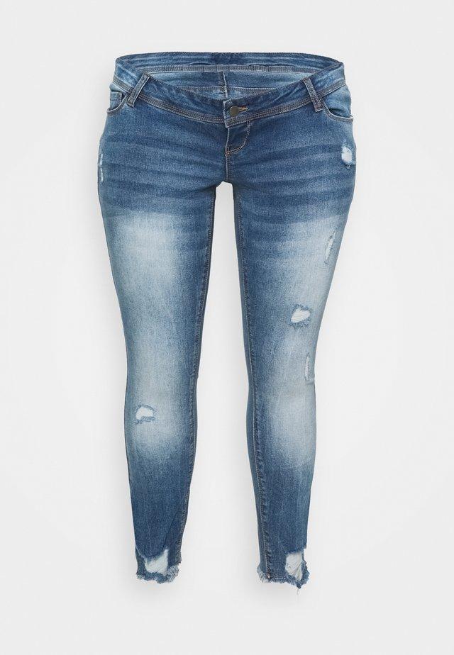 MLTARAGONA - Skinny džíny - medium blue