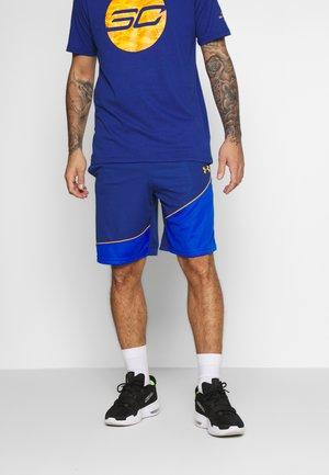 BASELINE SHORT - Short de sport - american blue/versa blue/koda orange
