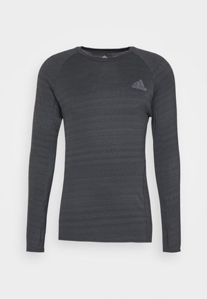 RUNNER - Sports shirt - black