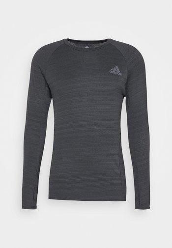 RUNNER - Funkční triko - black