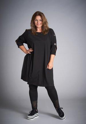 KATHRINE - Tunic - black