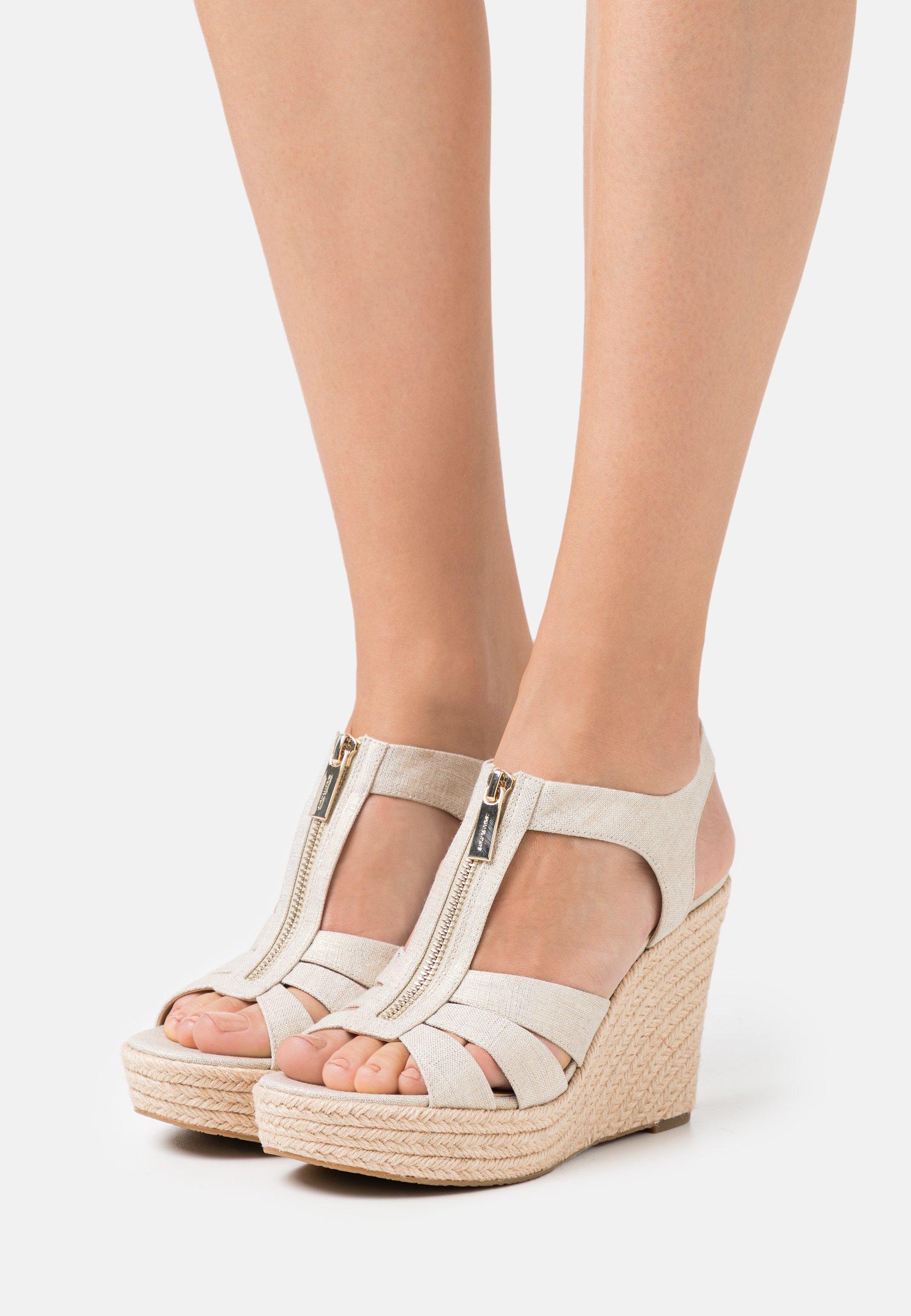 Femme BERKLEY WEDGE - Sandales à talons hauts