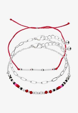3 PACK  - Bracelet - rosafarben
