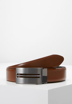 REGULAR - Belt - cognac
