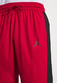 Jordan - JUMPMAN SHORT - Short de sport - gym red/gym red/black/black - 4