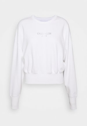 INSTITUTIONAL BACK LOGO - Sweatshirt - bright white
