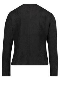 Betty & Co - Faux leather jacket - schwarz - 4