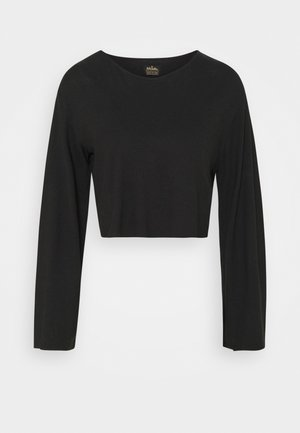 CADILLAC - Long sleeved top - raven