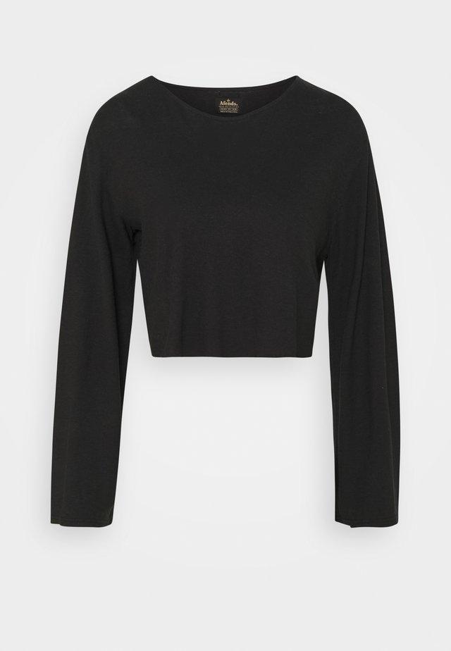 CADILLAC - Pitkähihainen paita - raven