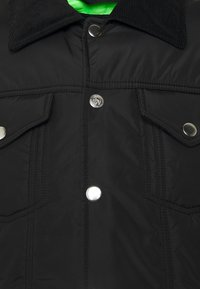 Diesel - W-JORGE JACKET - Light jacket - black - 2